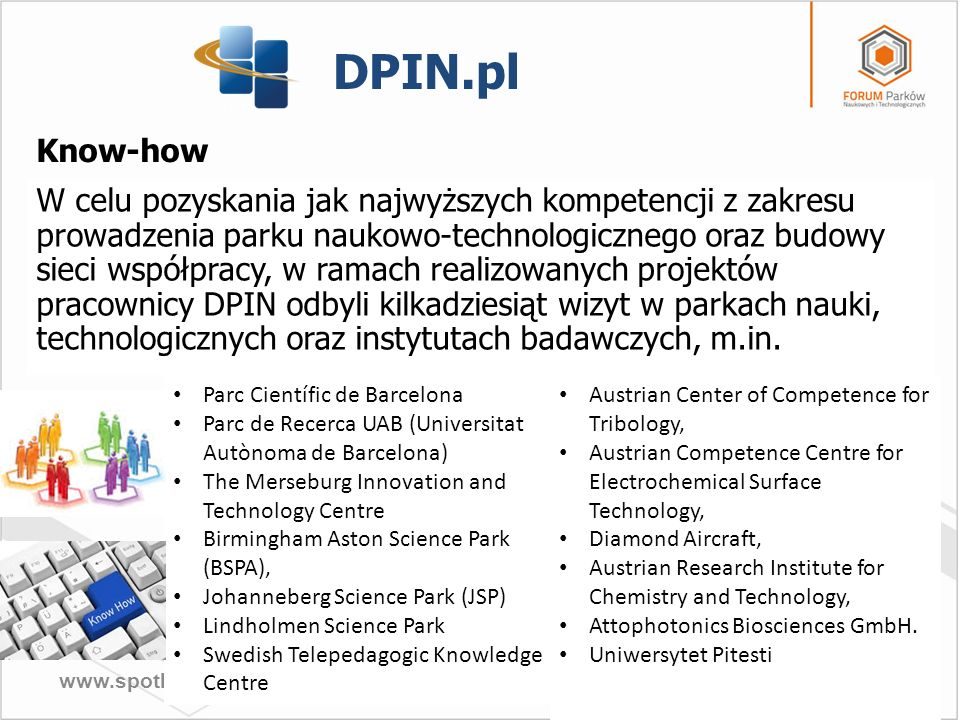 DPIN.pl Know-how.