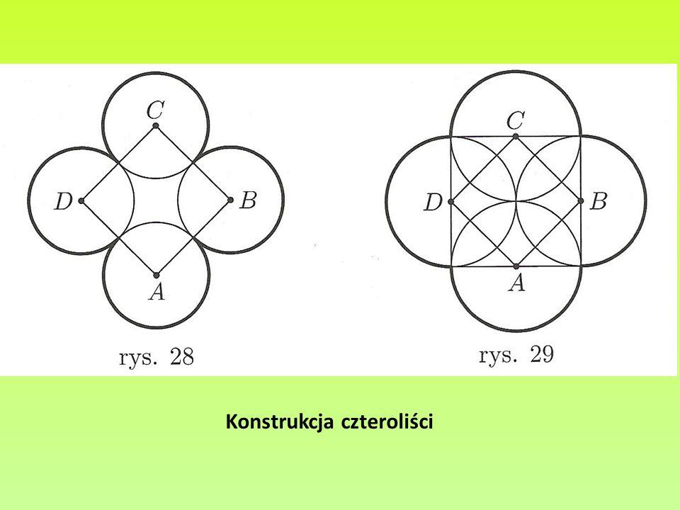 Konstrukcja czteroliści