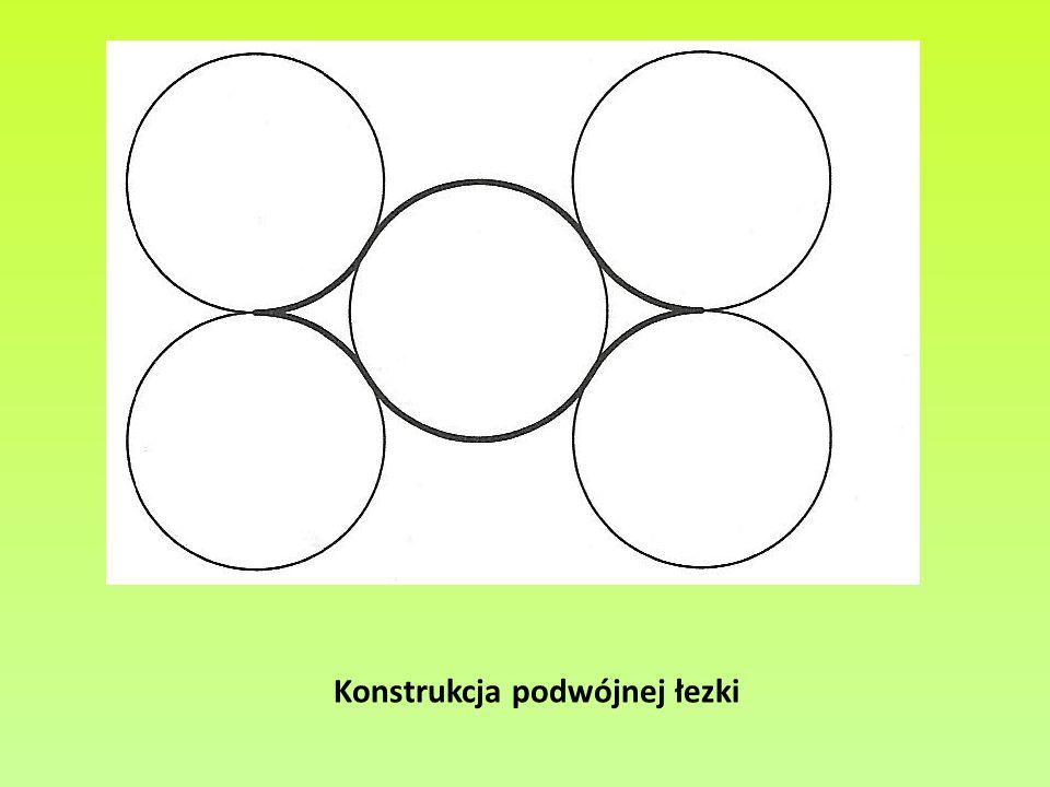 Konstrukcja podwójnej łezki