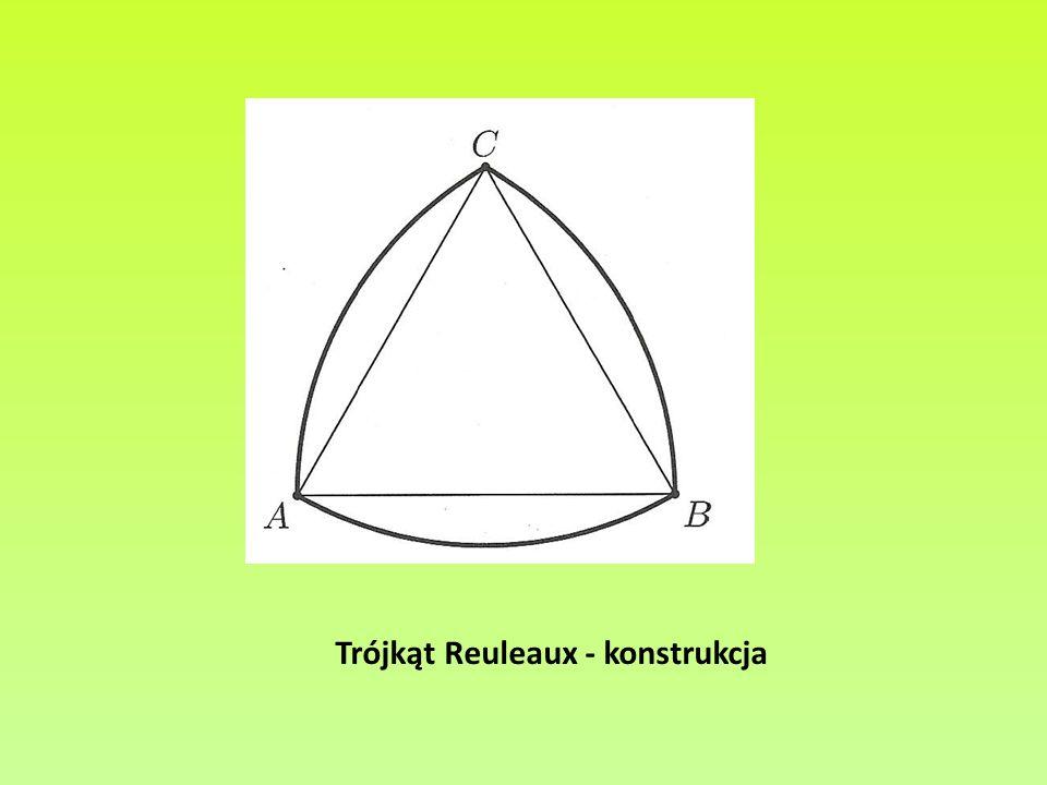 Trójkąt Reuleaux - konstrukcja