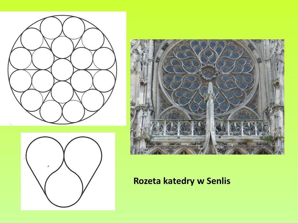 Rozeta katedry w Senlis