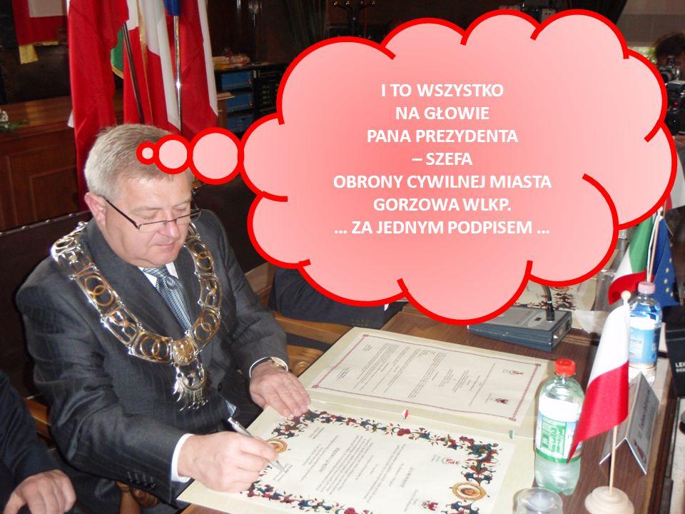 OBRONY CYWILNEJ MIASTA GORZOWA WLKP.