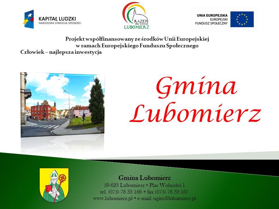 Gmina Lubomierz Gmina Lubomierz
