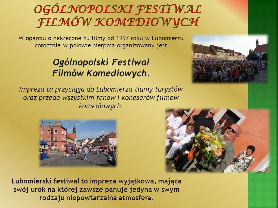 Ogólnopolski festiwal filmów komediowych