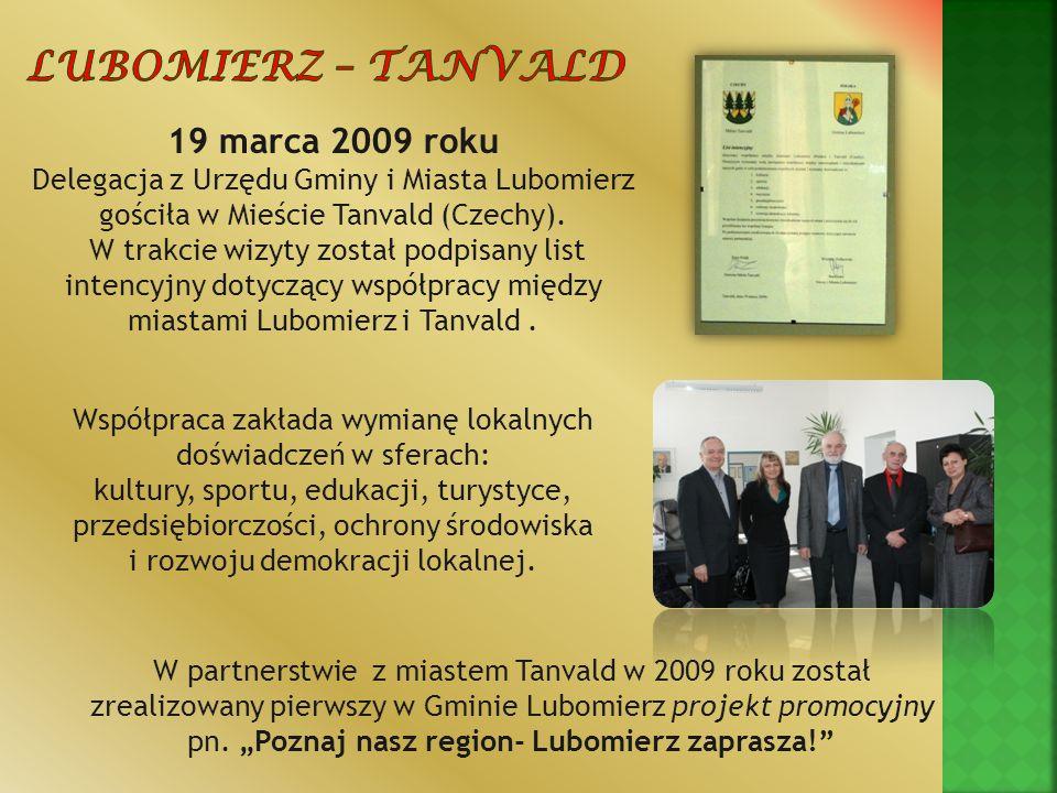 Lubomierz – tanvald 19 marca 2009 roku