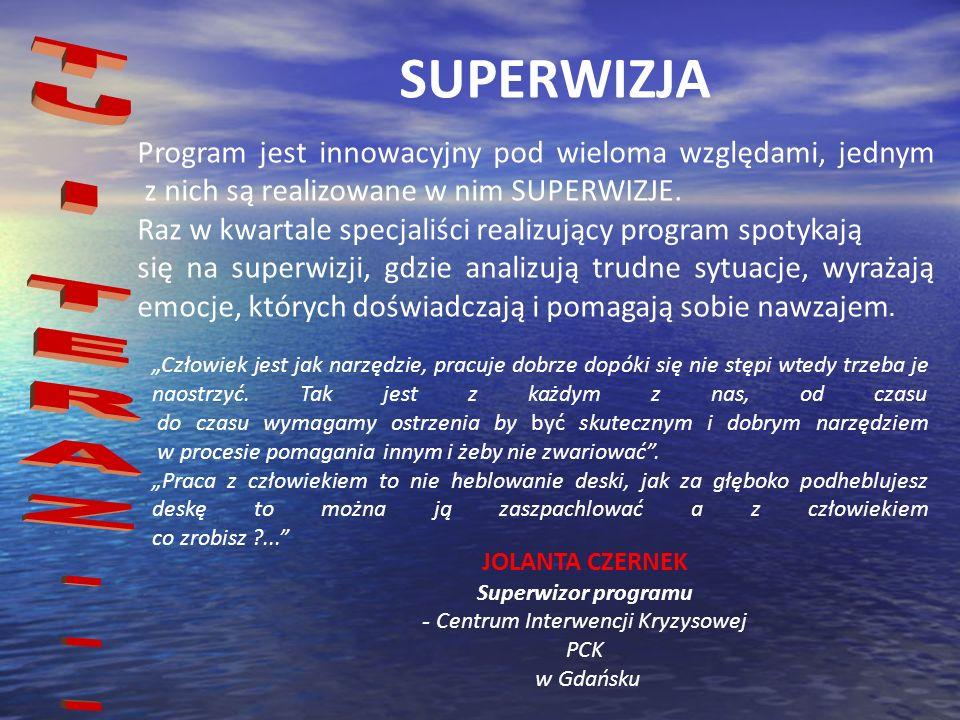 - Centrum Interwencji Kryzysowej PCK w Gdańsku