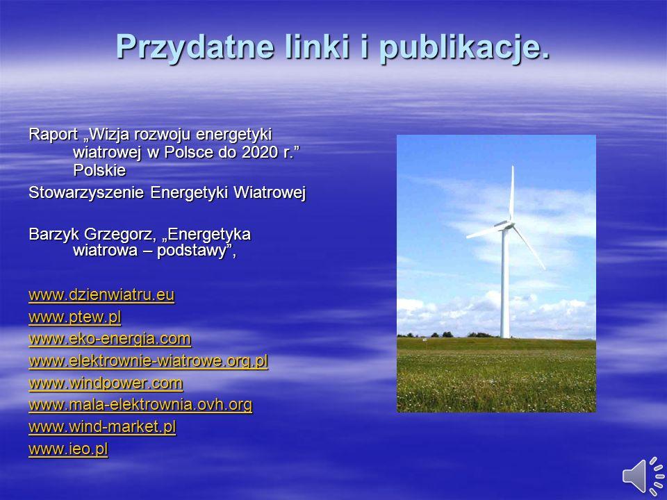 Przydatne linki i publikacje.