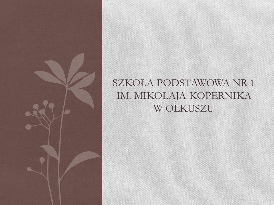 Szkoła Podstawowa nr 1 im. Mikołaja Kopernika w Olkuszu