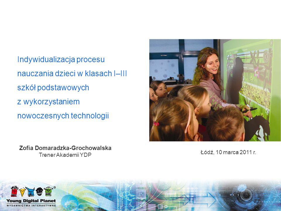 Zofia Domaradzka-Grochowalska