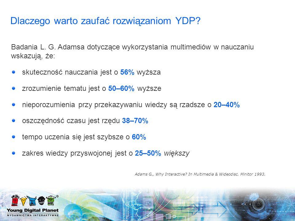 Dlaczego warto zaufać rozwiązaniom YDP