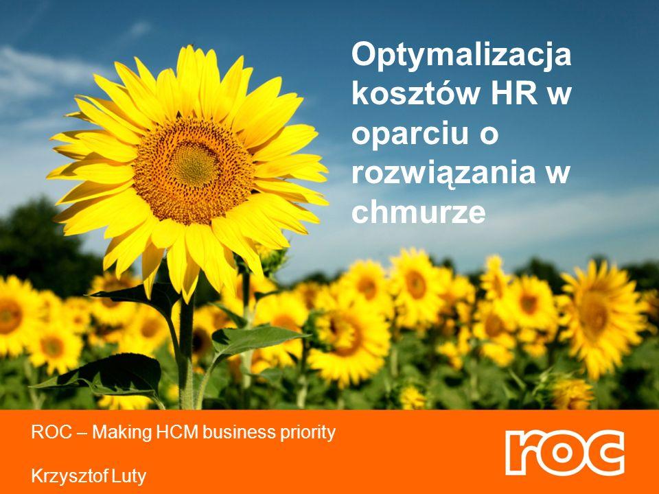 Optymalizacja kosztów HR w oparciu o rozwiązania w chmurze