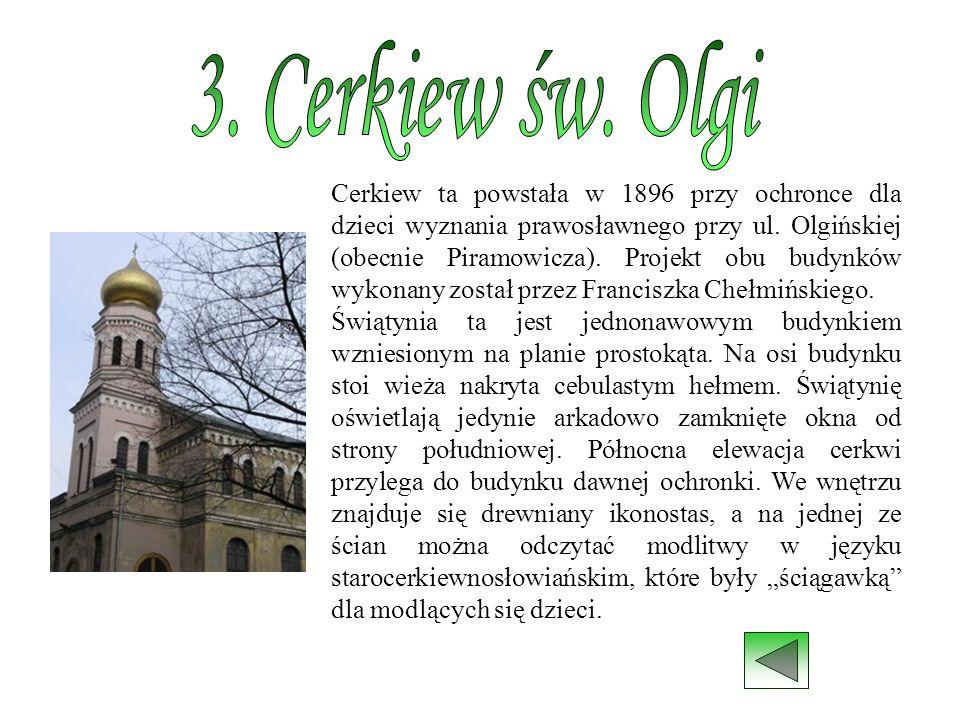 3. Cerkiew św. Olgi