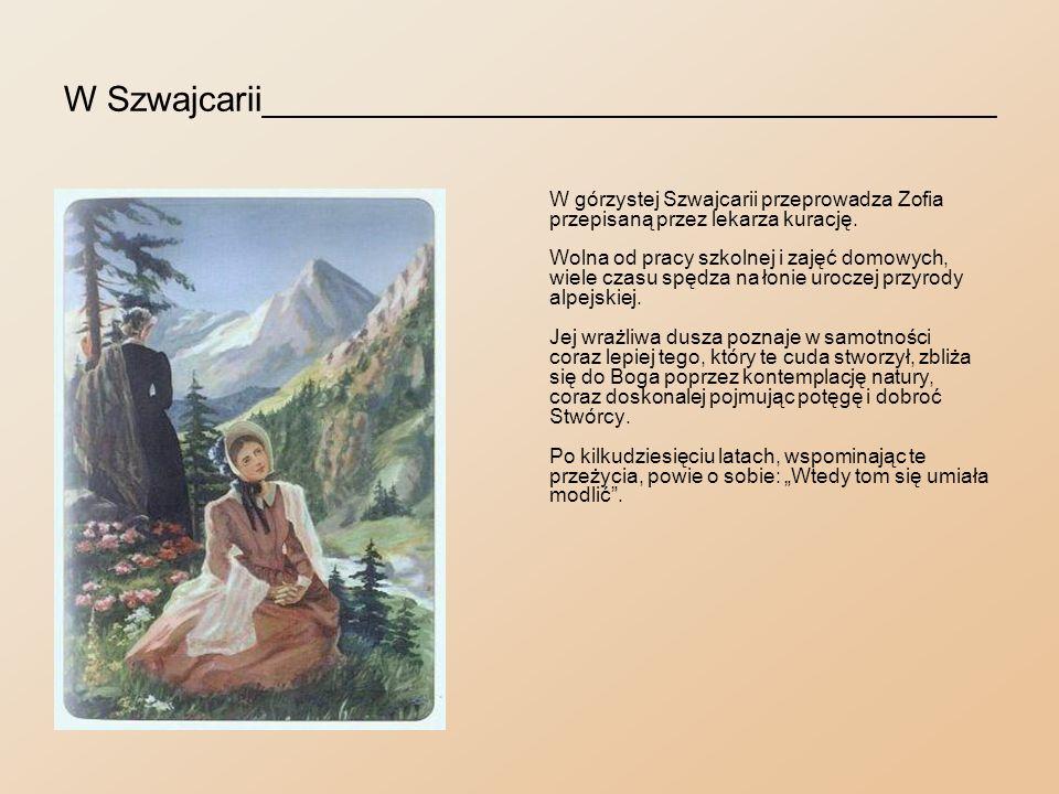 W Szwajcarii_____________________________________