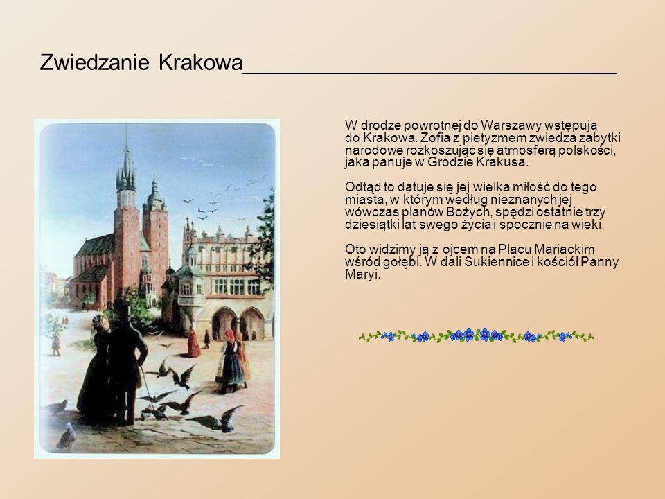 Zwiedzanie Krakowa______________________________