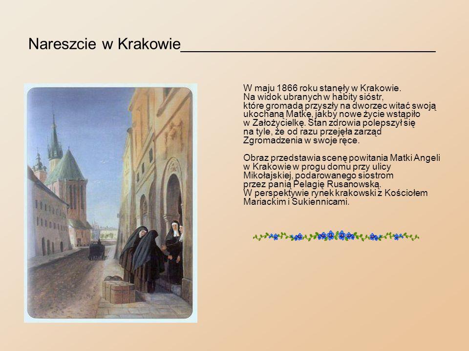 Nareszcie w Krakowie_____________________________