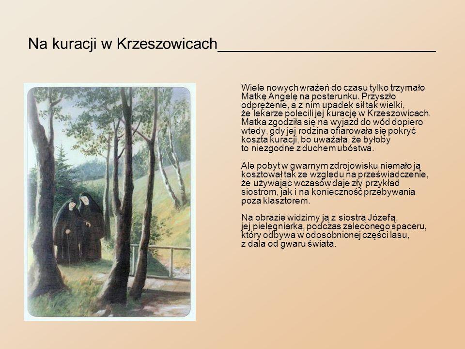 Na kuracji w Krzeszowicach_________________________