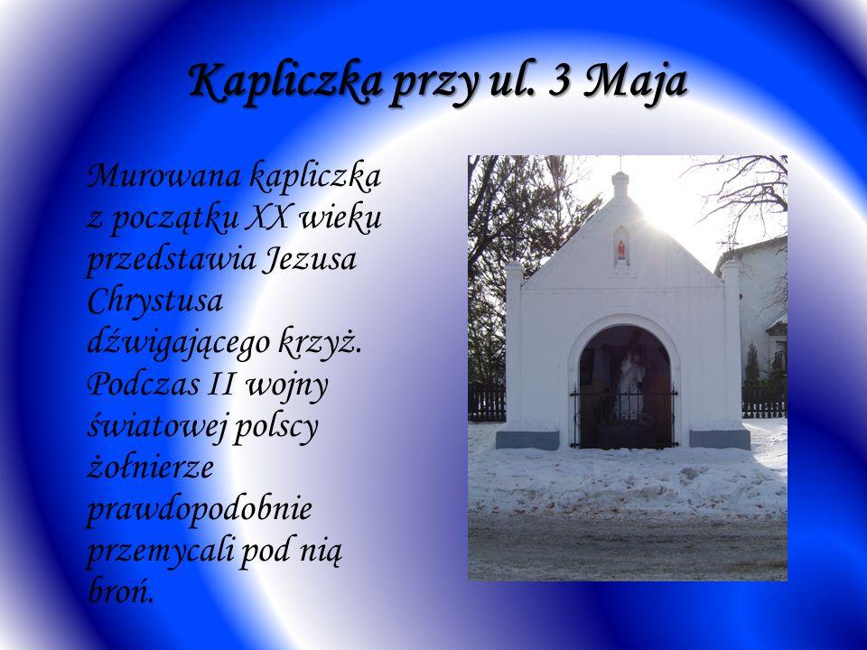 Kapliczka przy ul. 3 Maja