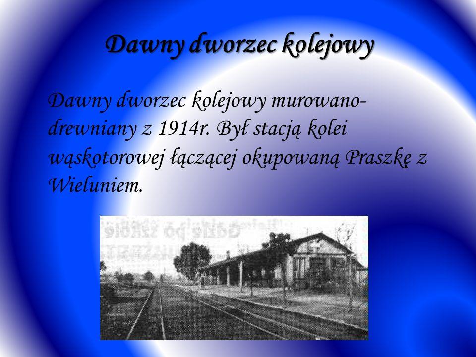 Dawny dworzec kolejowy