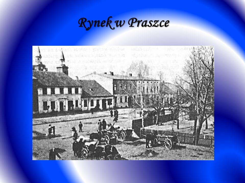 Rynek w Praszce