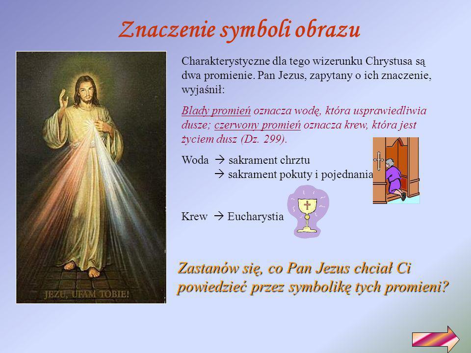 Znaczenie symboli obrazu