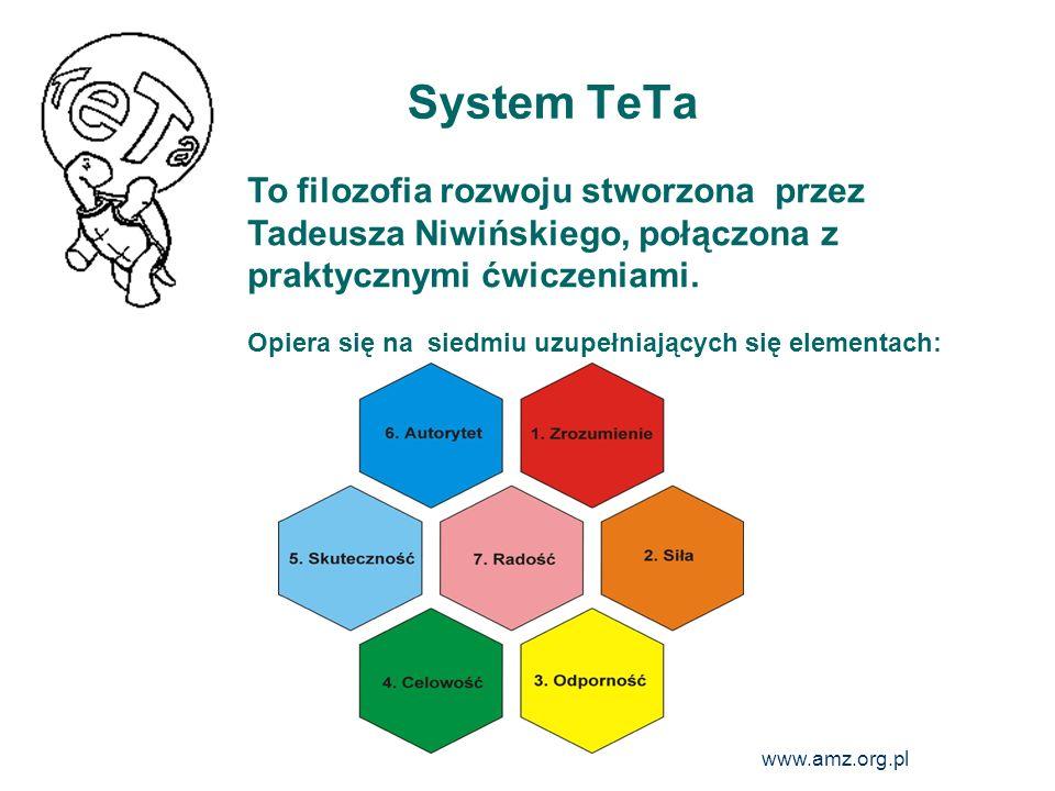 System TeTa To filozofia rozwoju stworzona przez Tadeusza Niwińskiego, połączona z praktycznymi ćwiczeniami.