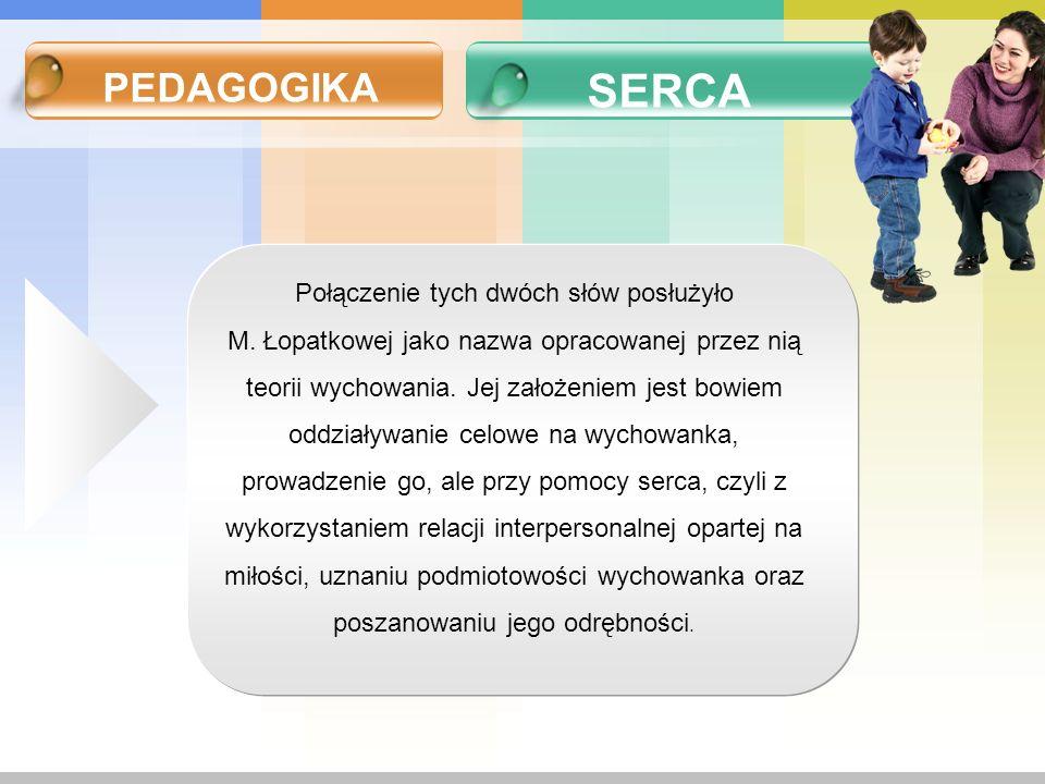 PEDAGOGIKA SERCA.