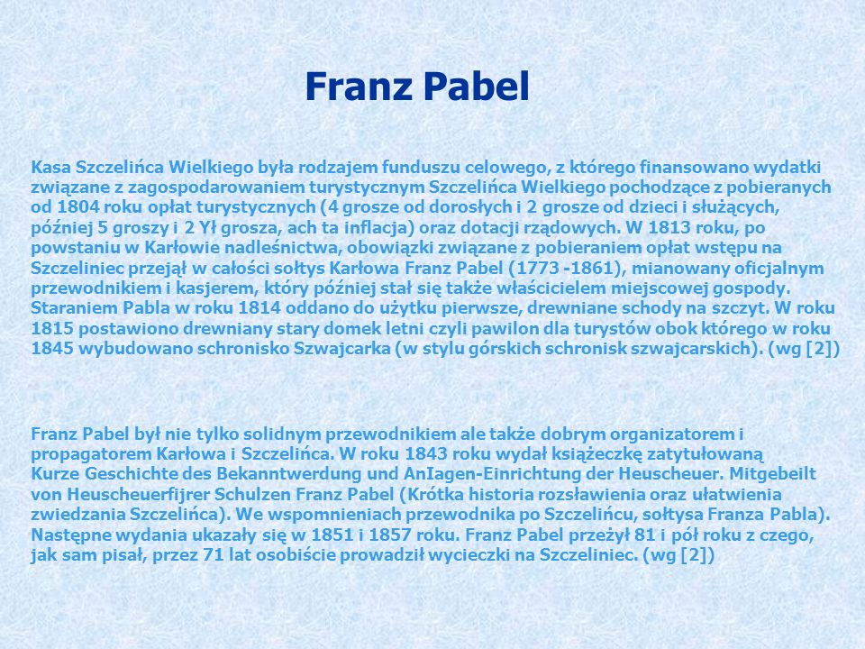 Franz Pabel