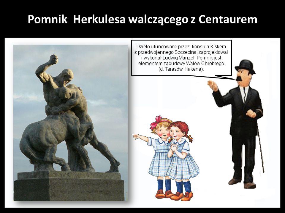 Pomnik Herkulesa walczącego z Centaurem