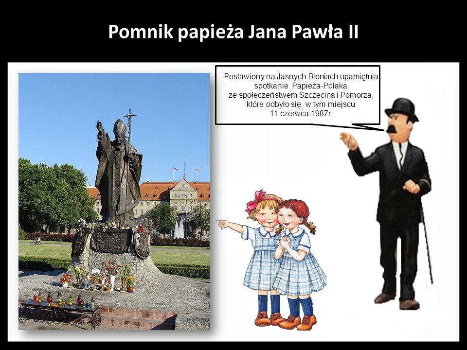 Pomnik papieża Jana Pawła II