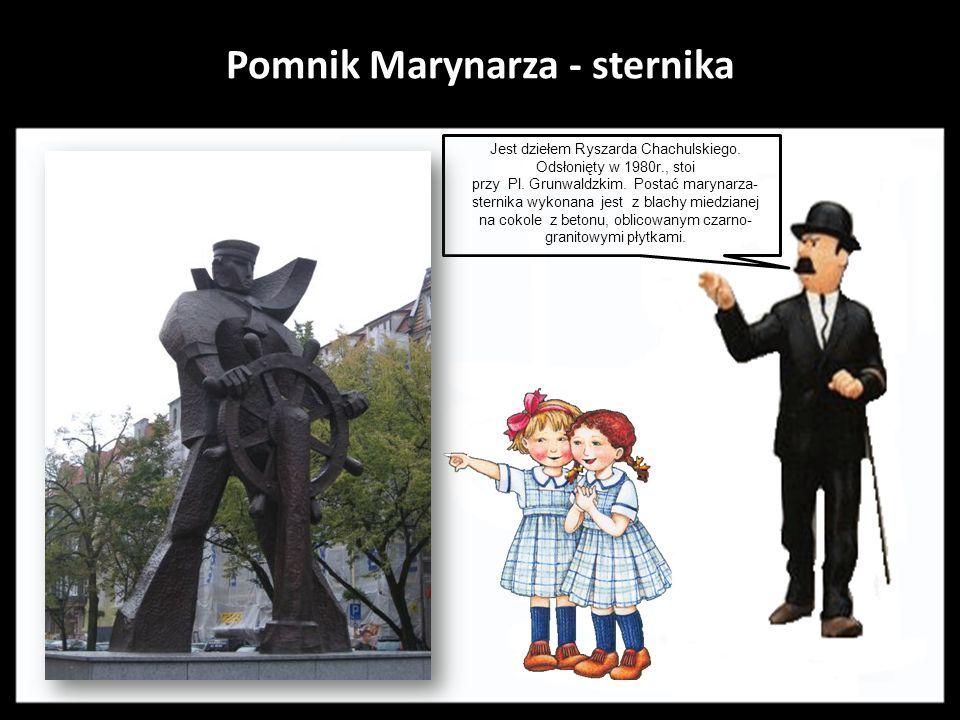 Pomnik Marynarza - sternika