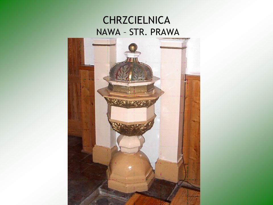 CHRZCIELNICA NAWA – STR. PRAWA