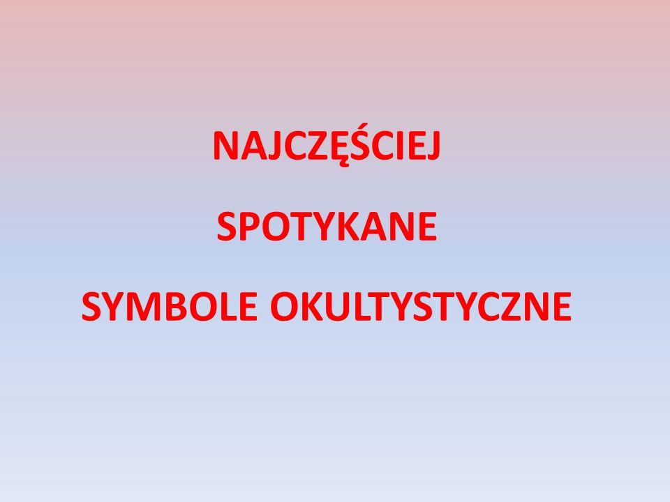 SYMBOLE OKULTYSTYCZNE