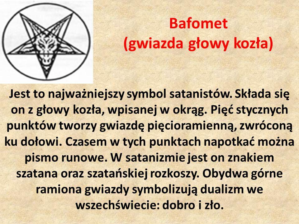 Bafomet (gwiazda głowy kozła)
