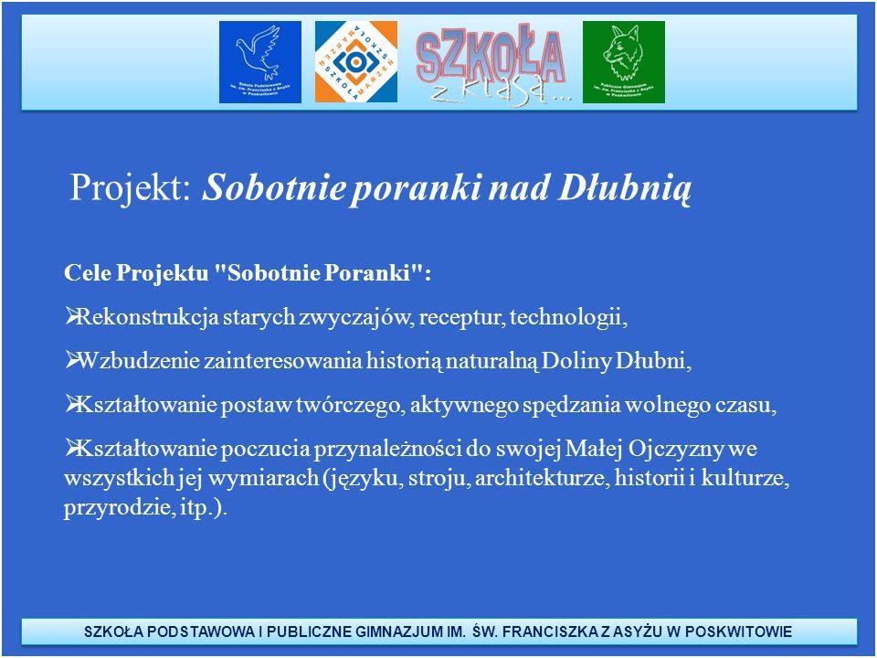 Projekt: Sobotnie poranki nad Dłubnią