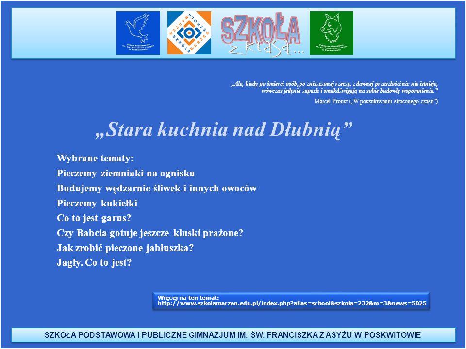 """Stara kuchnia nad Dłubnią"