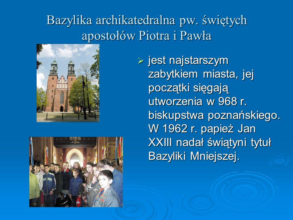Bazylika archikatedralna pw. świętych apostołów Piotra i Pawła