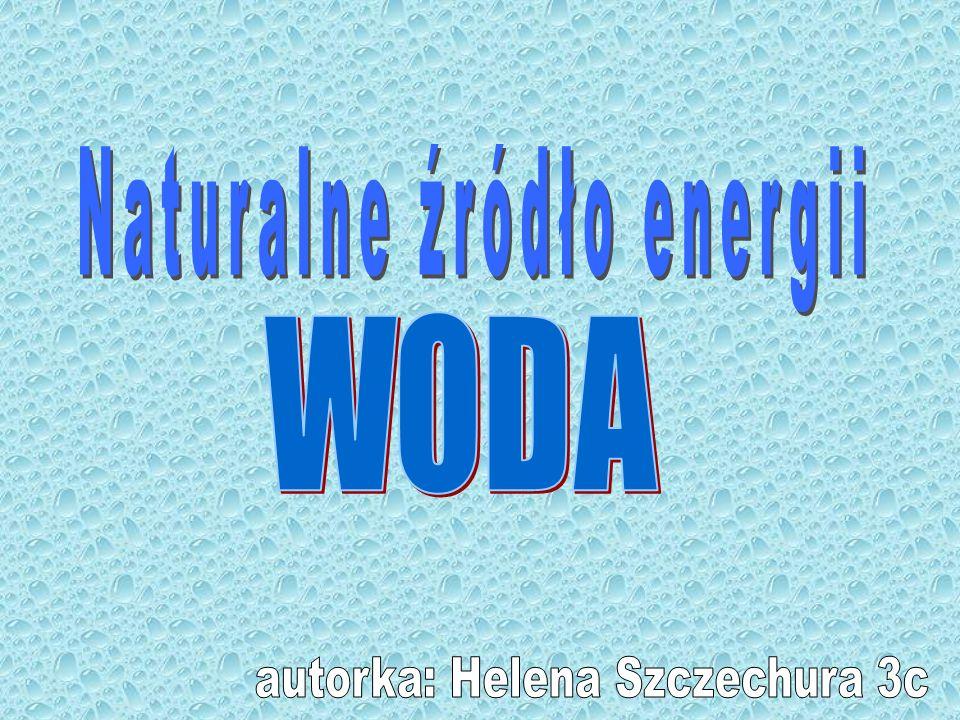 Naturalne źródło energii