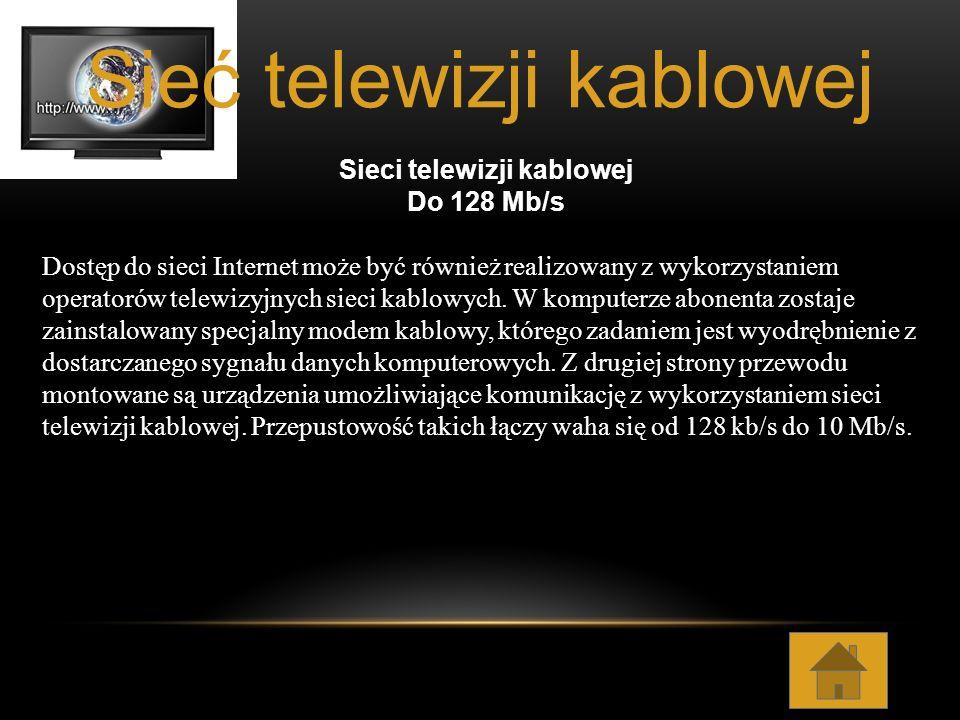 Sieci telewizji kablowej