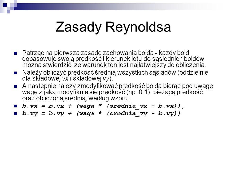 Zasady Reynoldsa