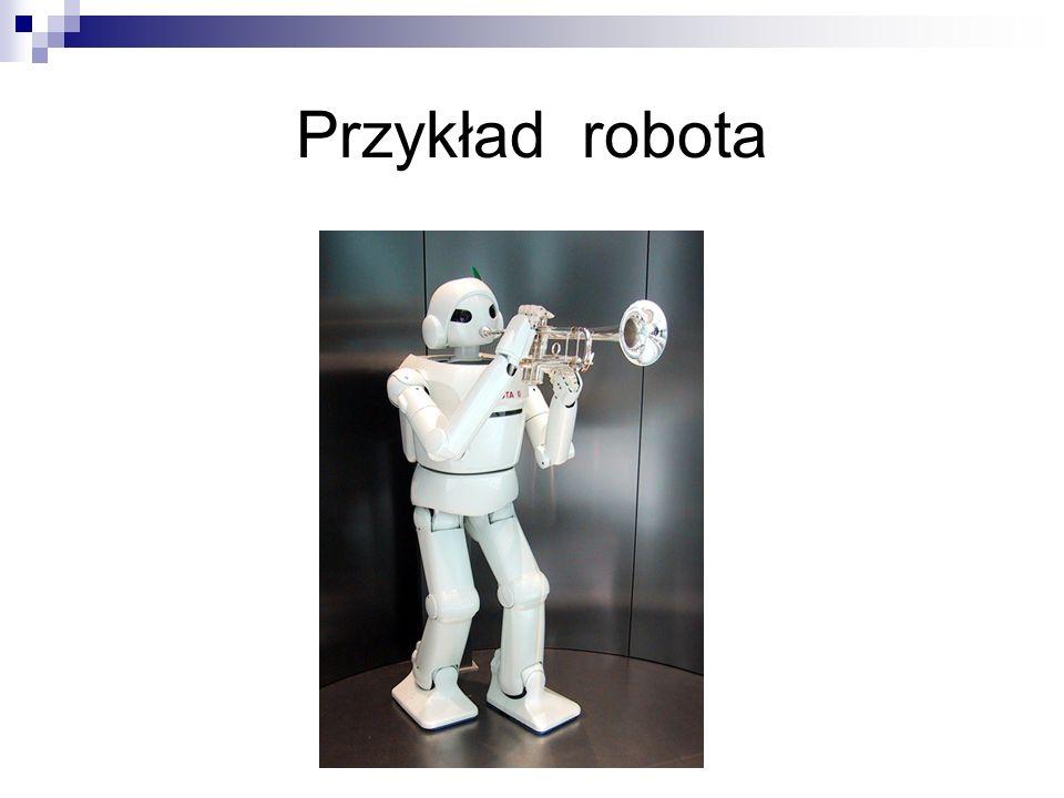 Przykład robota