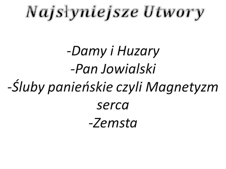 -Śluby panieńskie czyli Magnetyzm serca