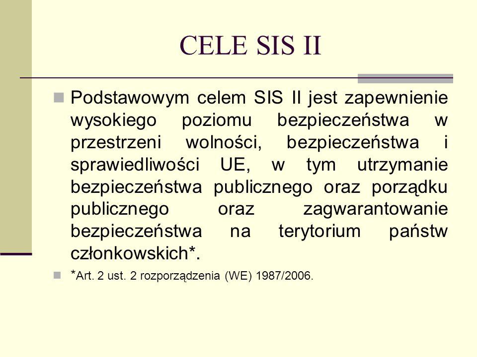 CELE SIS II