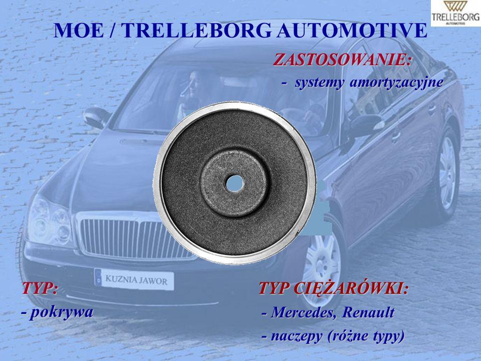 MOE / TRELLEBORG AUTOMOTIVE