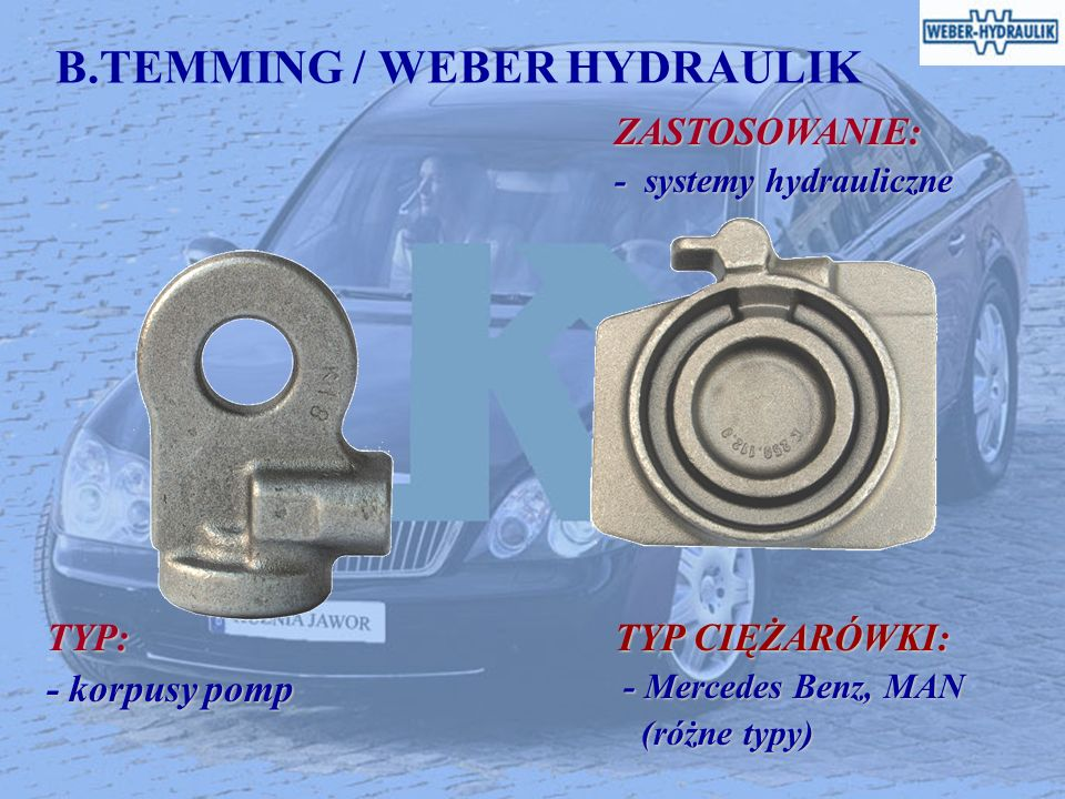 B.TEMMING / WEBER HYDRAULIK