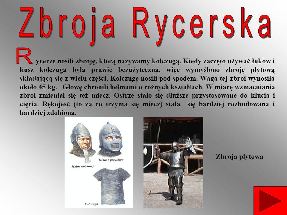 Zbroja Rycerska R.