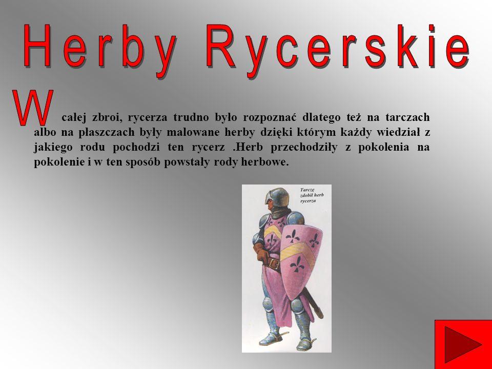 Herby Rycerskie W.