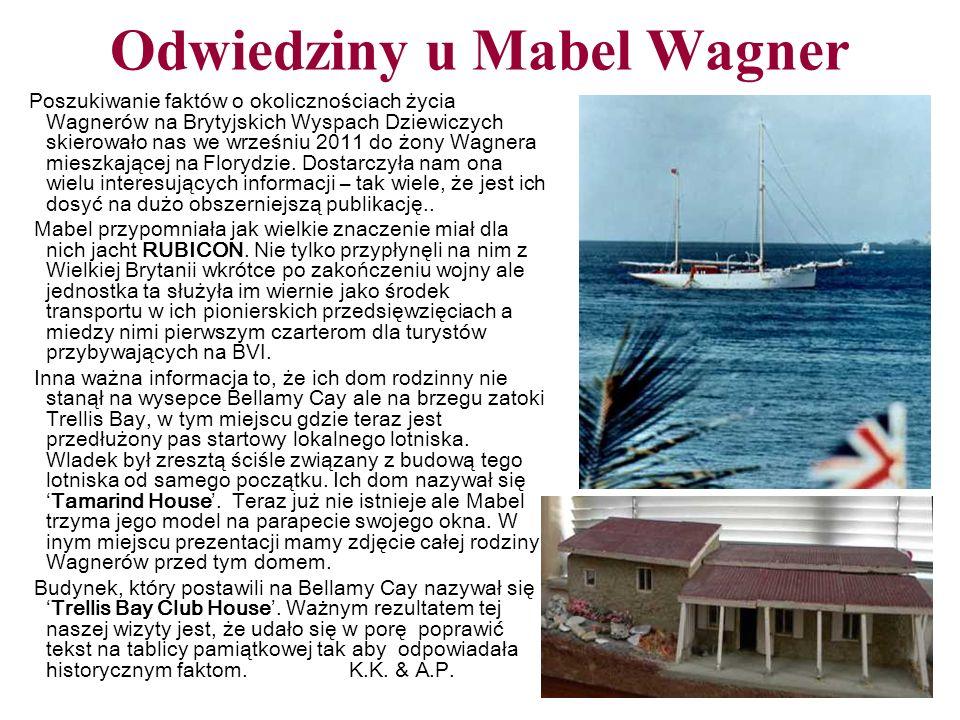 Odwiedziny u Mabel Wagner