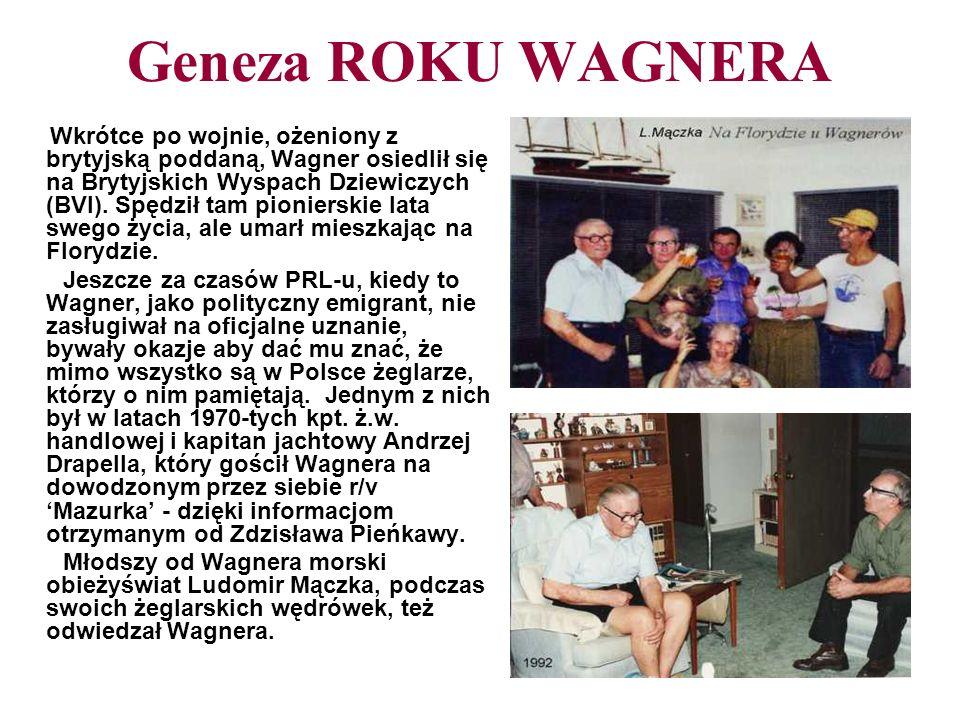 Geneza ROKU WAGNERA