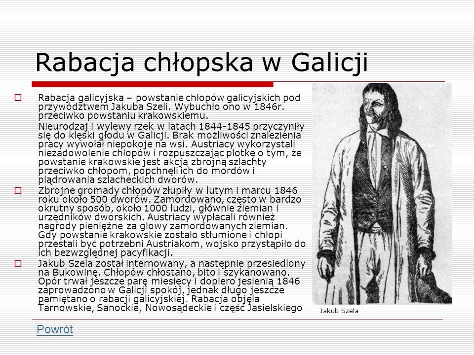 Rabacja chłopska w Galicji