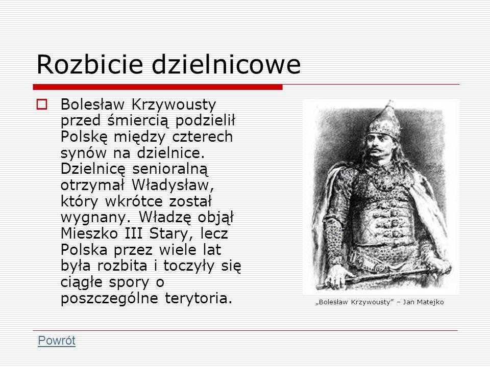 """""""Bolesław Krzywousty – Jan Matejko"""